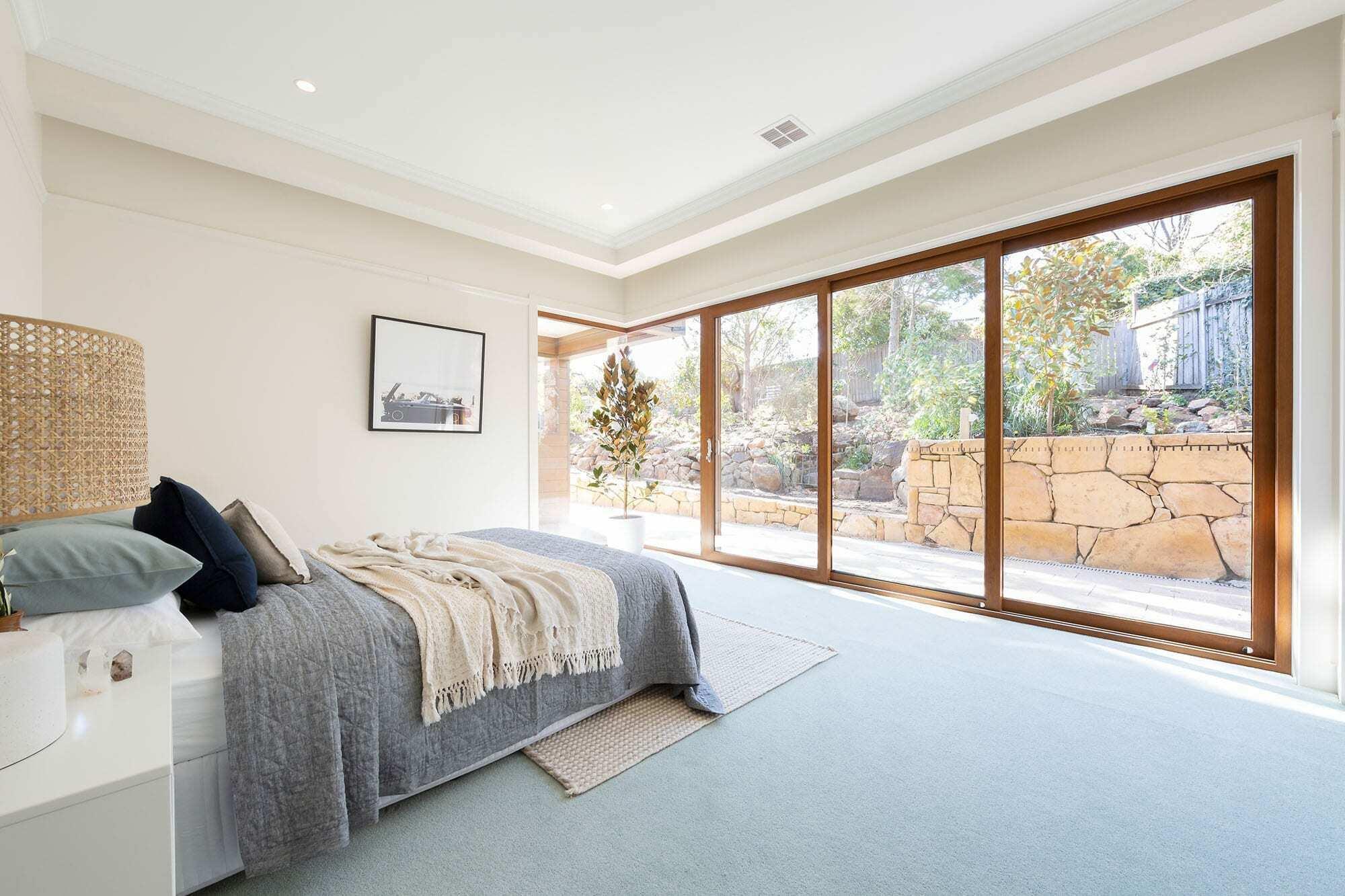 Homes by Howe Canberra builder – Governor Generals' renovation extension – Master bedroom extension