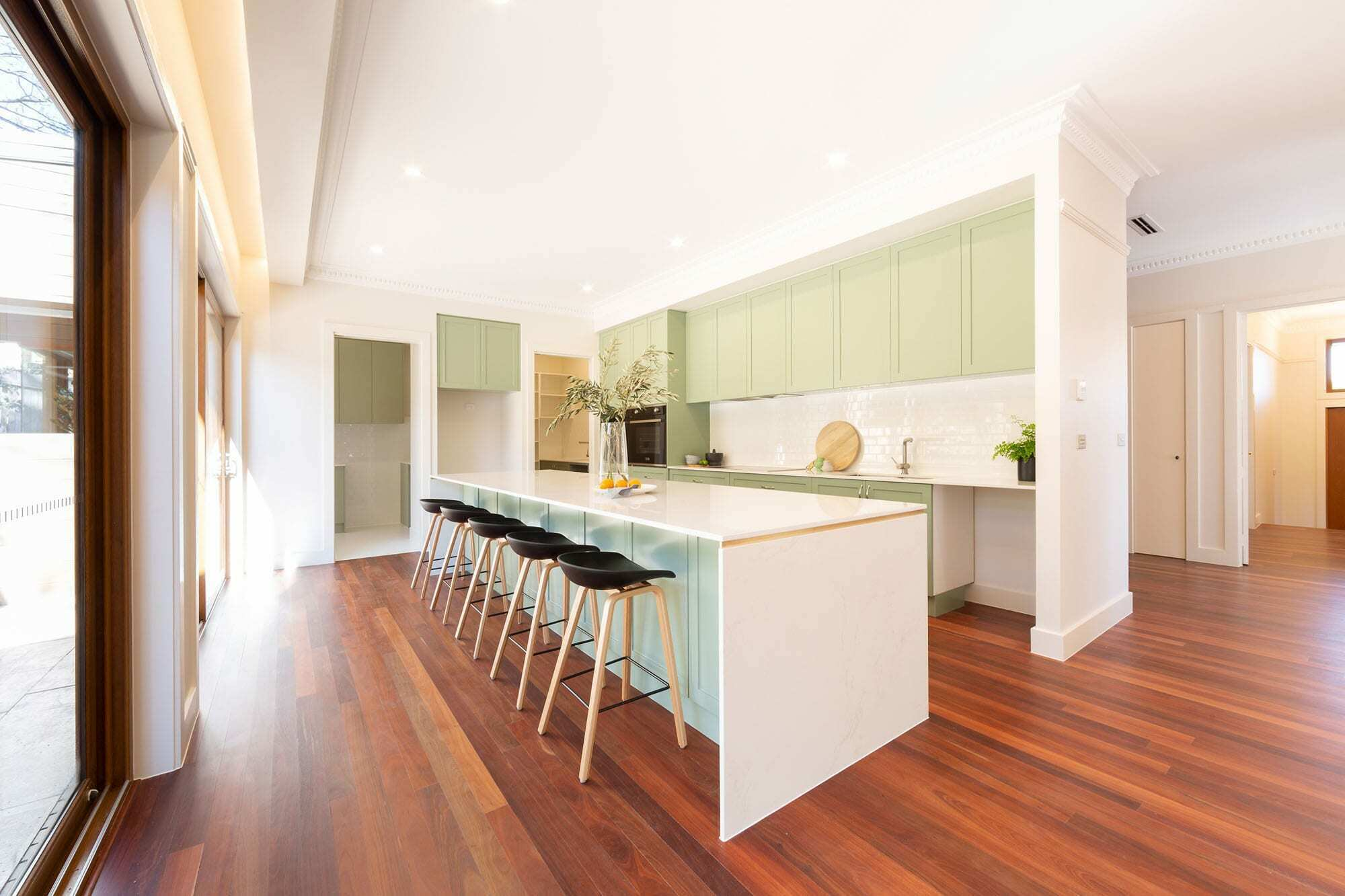 Homes by Howe Canberra builder – Governor Generals' renovation extension – Kitchen