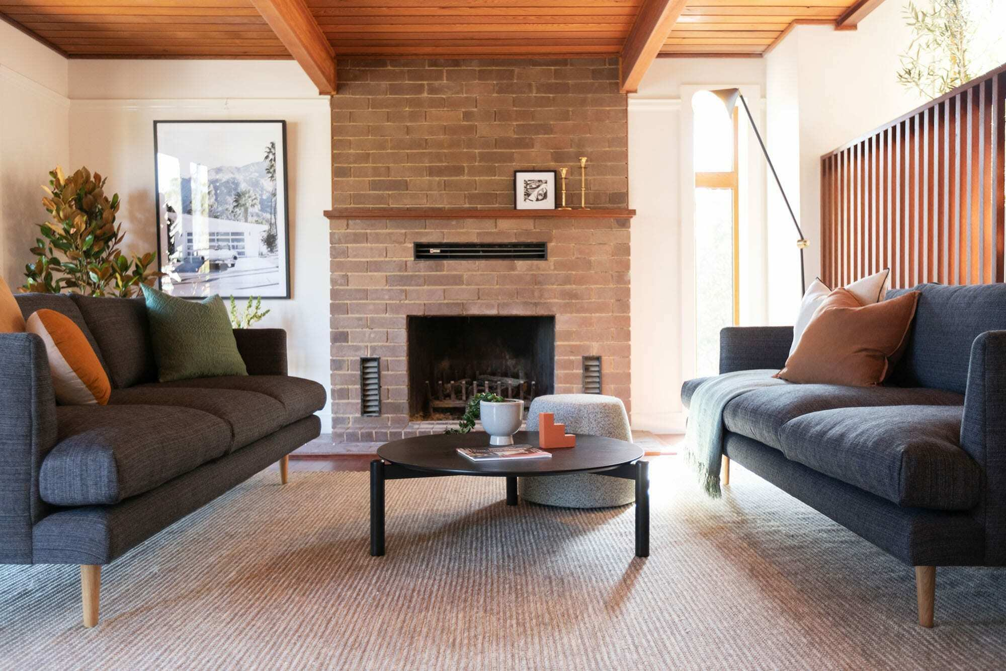 Homes by Howe Canberra builder – Governor Generals' renovation extension – Formal lounge