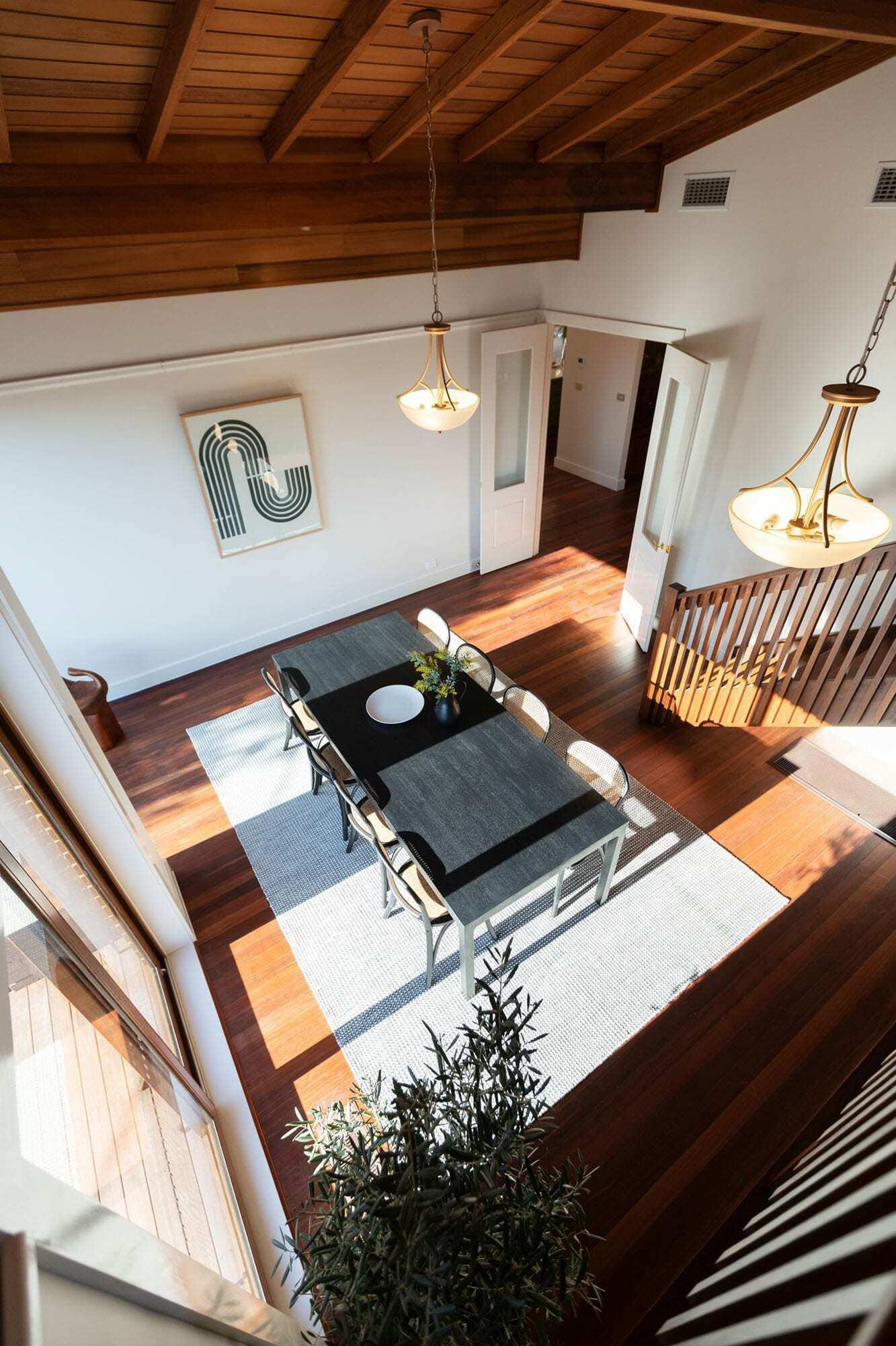 Homes by Howe Canberra builder – Governor Generals' renovation extension – Formal dining